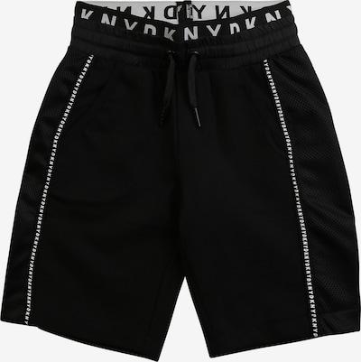 DKNY Shorts in schwarz / weiß, Produktansicht
