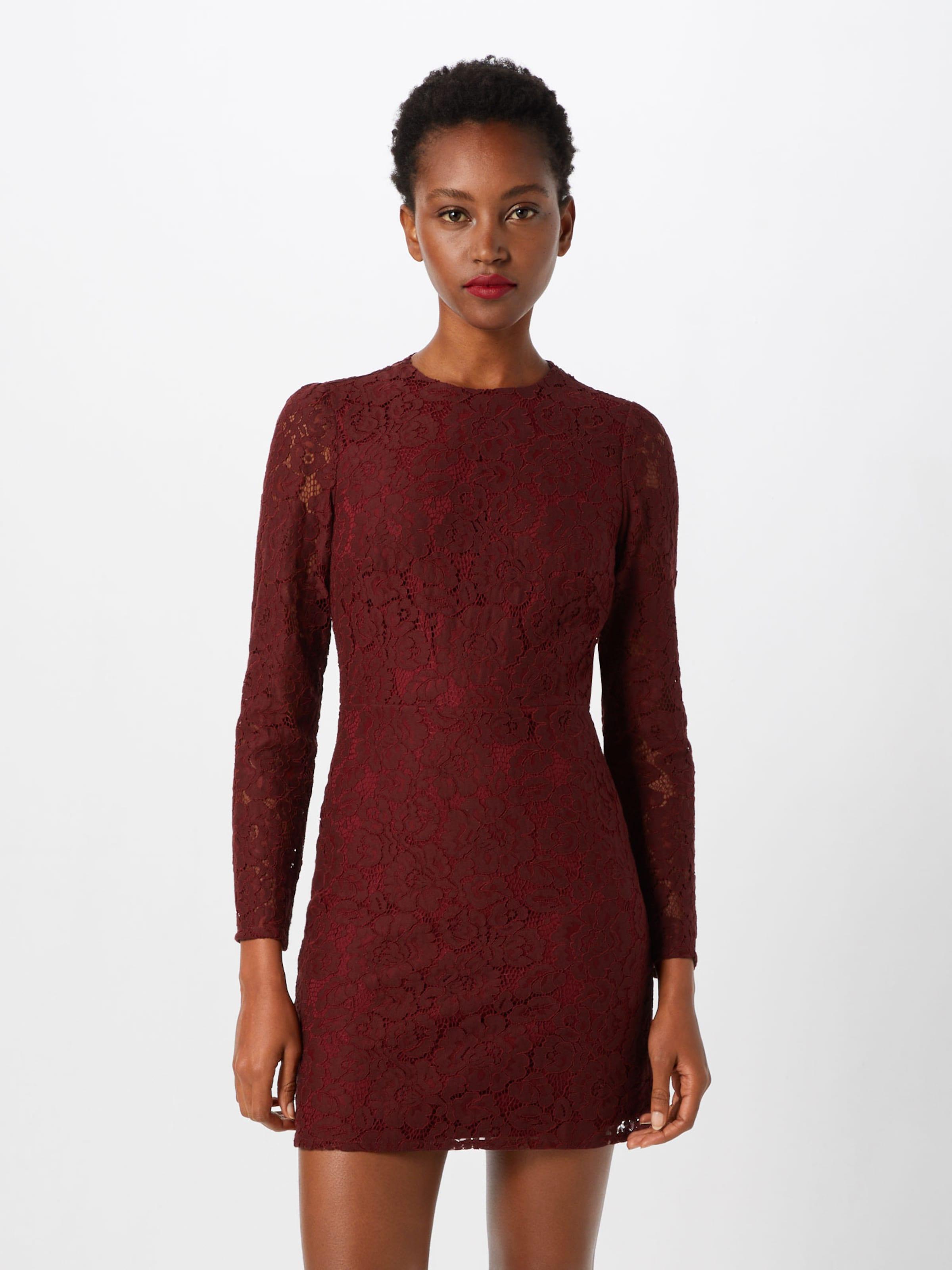 Fashion Robe 'harlotte' En Union Bourgogne rCdBexoW