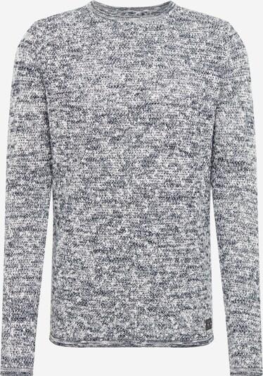 Key Largo Pullover 'MST HÄKKINEN' in graumeliert, Produktansicht