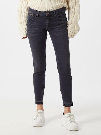 Herrlicher Jeans 'Touch' in black denim, Modelansicht