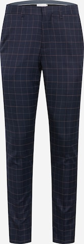 Pantalon à plis 'Pehrson 0021' Casual Friday en bleu