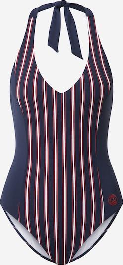 Tommy Hilfiger Underwear Traje de baño en azul noche / rojo / blanco, Vista del producto