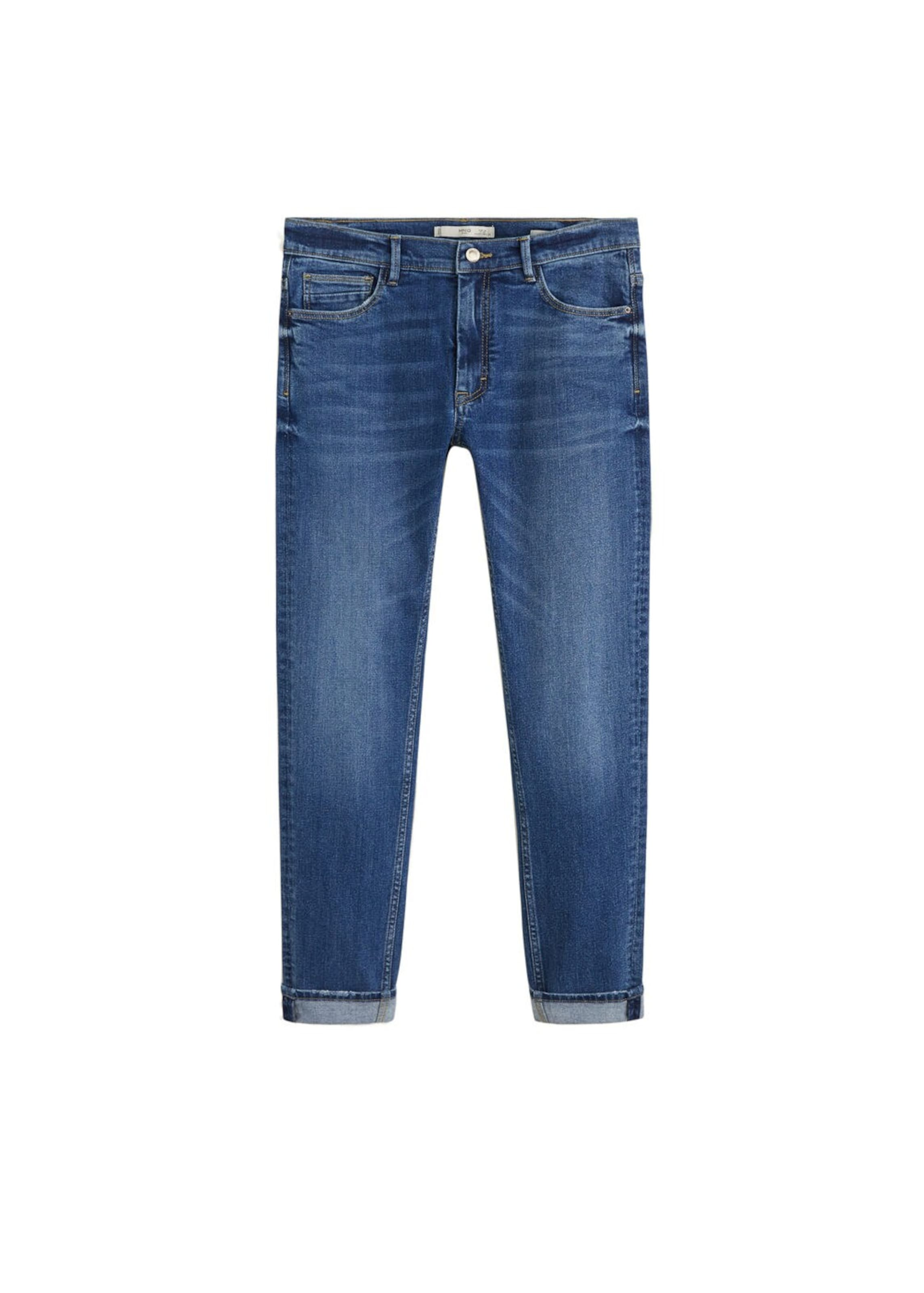 Man In Denim Mango Blue Jeans 'jude5' CexrdBoW