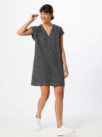 GAP Šaty - čierna / biela: Pohľad spredu
