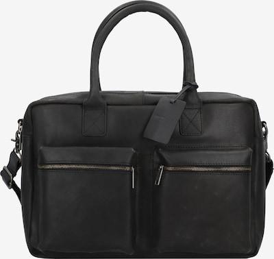 Burkely Aktentasche 'Vintage Alex' in schwarz, Produktansicht