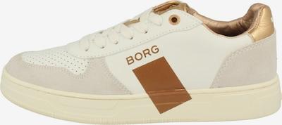 BJÖRN BORG Sneakers laag ' T1020 LOW MET LEA ' in de kleur Wit, Productweergave