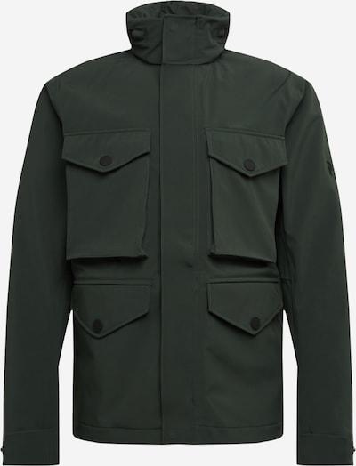 PEAK PERFORMANCE Zunanja jakna 'SOFTSHFIEJ' | zelena barva, Prikaz izdelka