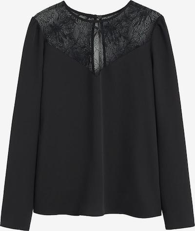 MANGO Bluse 'Eli' in schwarz, Produktansicht