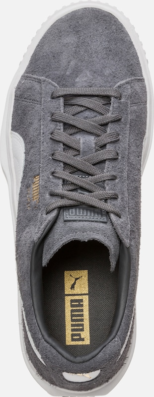 Laag GrijsWit Evolution Sneakers In Breaker Puma nPkO0w