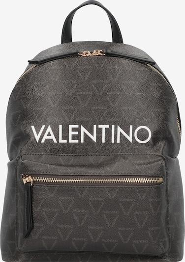 Valentino by Mario Valentino Rugzak 'Liuto' in de kleur Grijs / Zwart, Productweergave