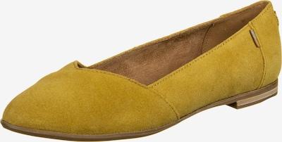 TOMS Schuhe ' Julie Flat ' in gelb, Produktansicht