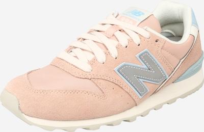 new balance Sneaker 'WL996A' in hellblau / altrosa, Produktansicht