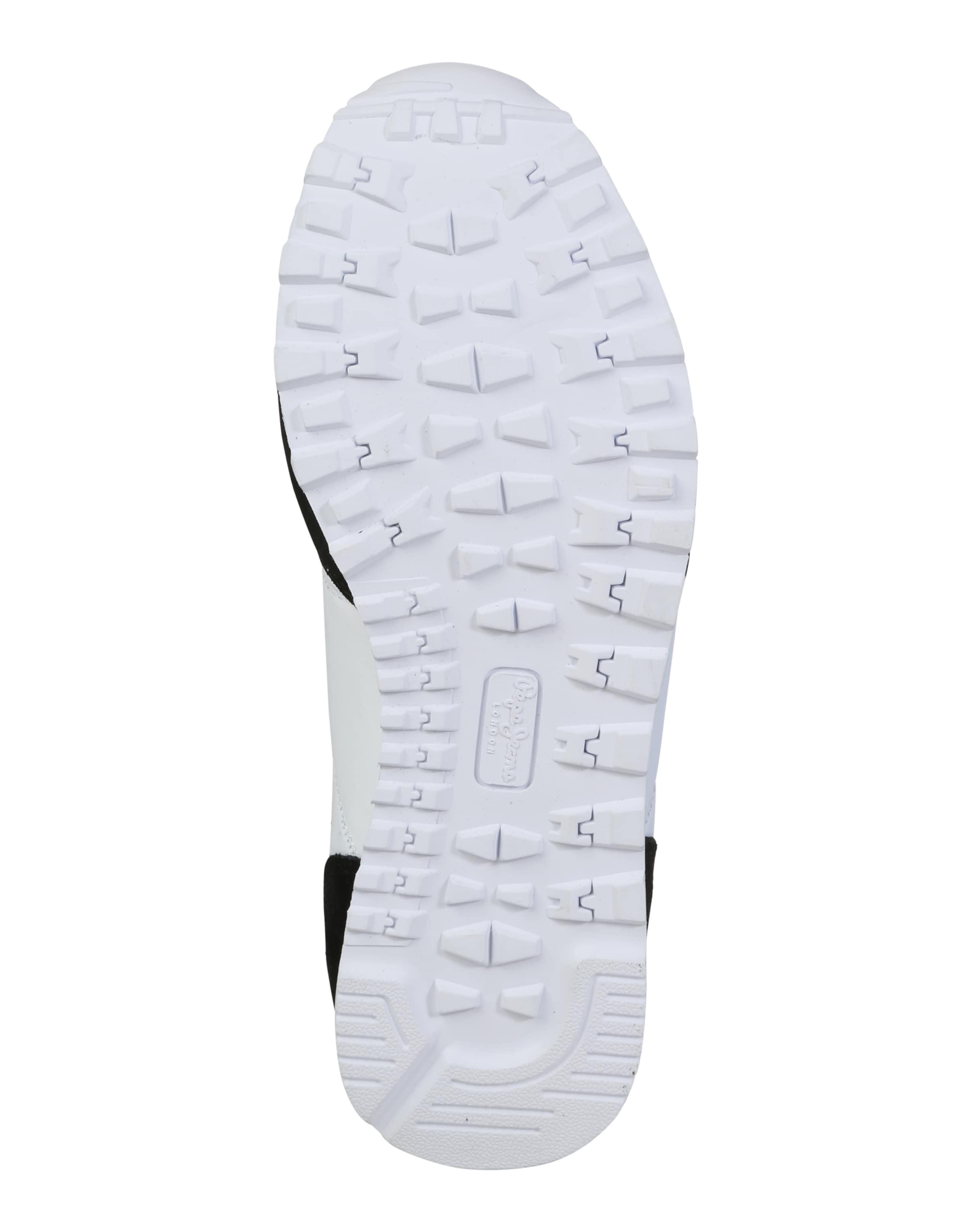 Pepe Jeans Sneaker Low 'Verona' Günstig Kaufen Finish dz5R6