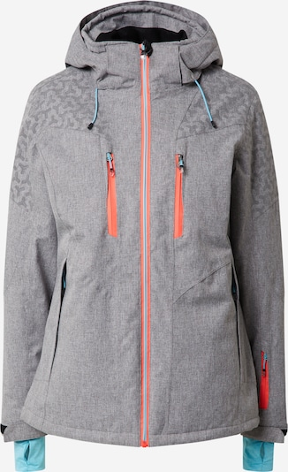 KILLTEC Sports jacket 'Savognin' in grey mottled, Item view