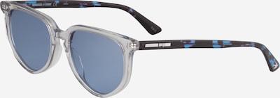 McQ Alexander McQueen Sonnenbrille 'MQ0251S-001 53 ' in blau / grau, Produktansicht