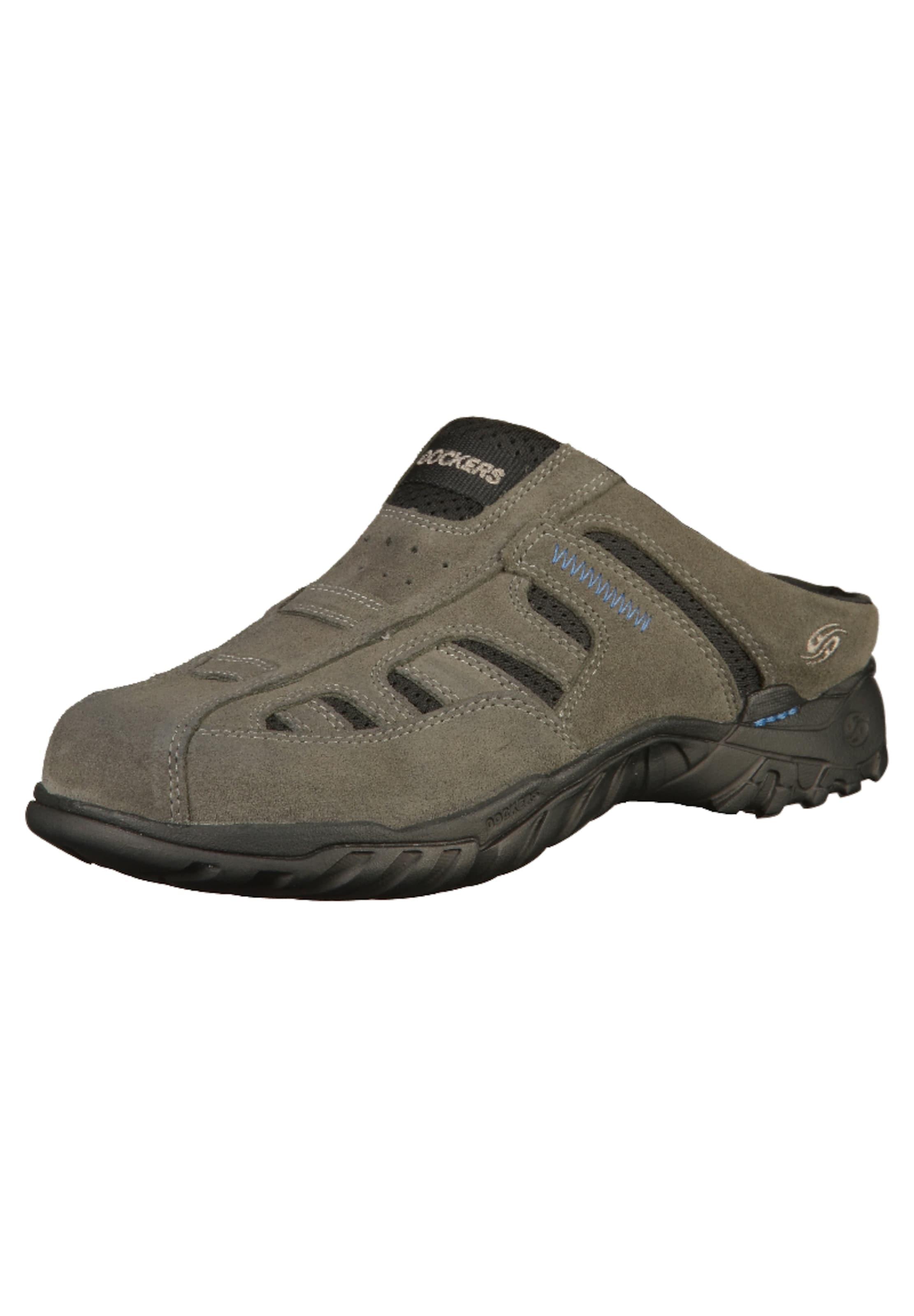 Dockers by Gerli Clog Verschleißfeste billige Schuhe
