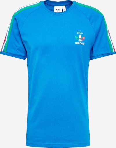 ADIDAS ORIGINALS Shirt in royalblau, Produktansicht
