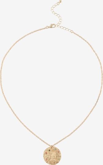 ABOUT YOU Verižica 'Leo Zodiac' | zlata barva, Prikaz izdelka