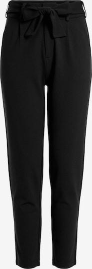 LMTD Hose 'NLFJOSSEOMA ANCLE REG SLIM PANT NOOS' in schwarz, Produktansicht