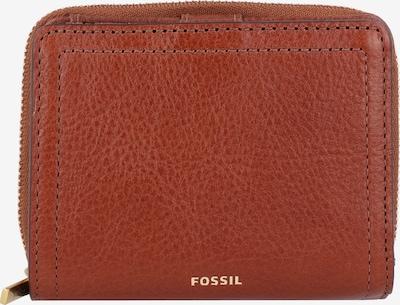 FOSSIL Geldbörse 'Logan' in rostbraun, Produktansicht