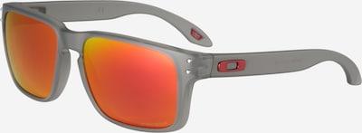 OAKLEY Sportovní brýle 'HOLBROOK' - šedá / oranžová, Produkt