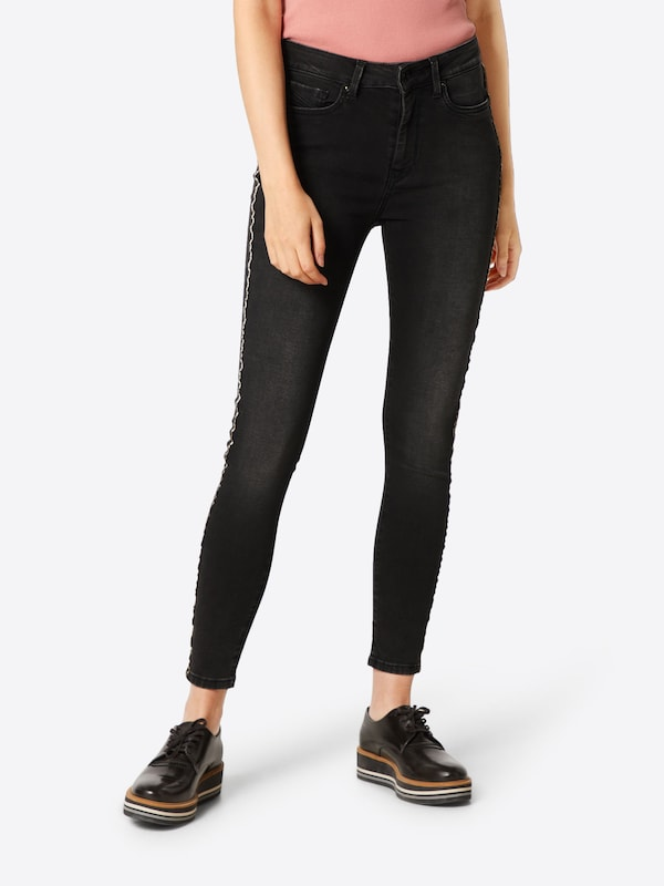 Pepe 'regent Denim Noir Jeans En Jean Gold' bf67vgYy