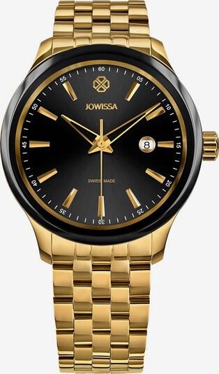 JOWISSA Digitaal horloge 'Tiro' in de kleur Goud / Zwart, Productweergave