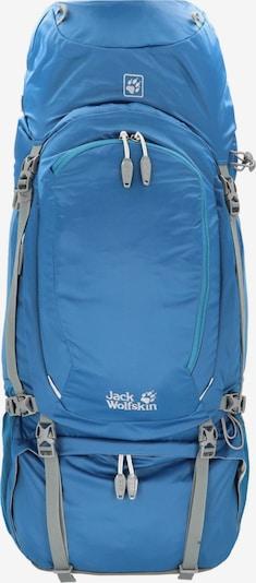 JACK WOLFSKIN Sportrugzak 'Denali 65' in de kleur Royal blue/koningsblauw, Productweergave