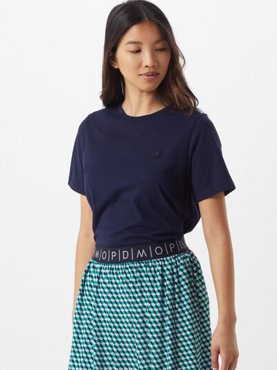WOOD WOOD T-shirt 'Mia' en bleu marine: Vue de face