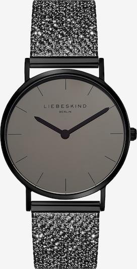 Liebeskind Berlin Uhr in grau / schwarz, Produktansicht