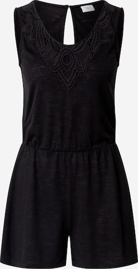 JACQUELINE de YONG Combinaison 'Dodo' en noir, Vue avec produit