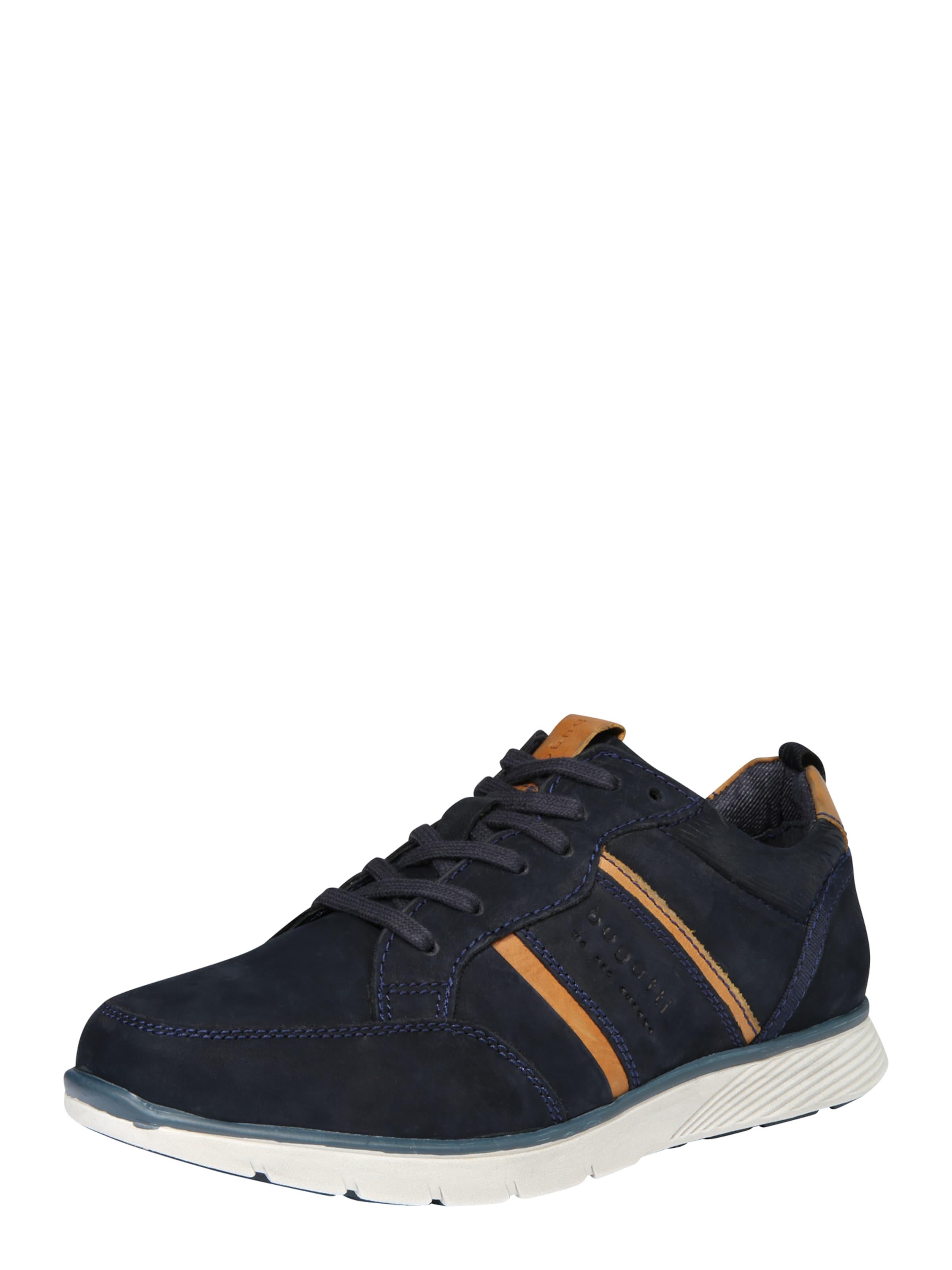 Sneaker In Bugatti DunkelblauDunkelorange Weiß 'oak' hQtCBrsdx