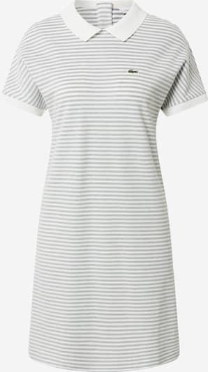 LACOSTE Robe 'Robe' en marine / blanc cassé, Vue avec produit