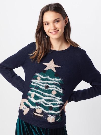 ONLY Sweter w kolorze niebieska nocm: Widok z przodu