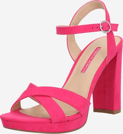 Dorothy Perkins Sandale 'Saucy' in pink, Produktansicht