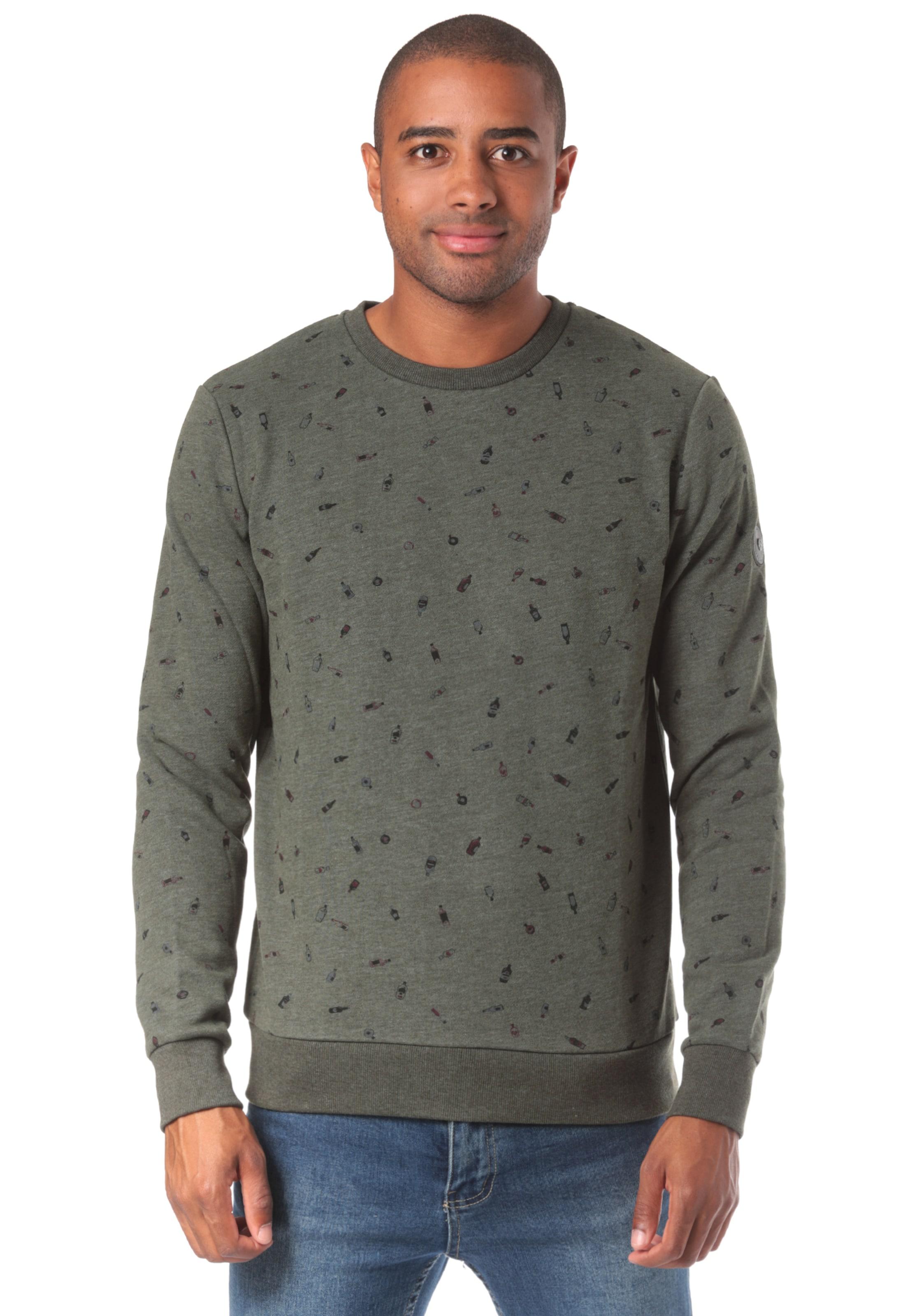 Oliv Ragwear 'ramon Sweatshirt Bottles' In SUMVzp