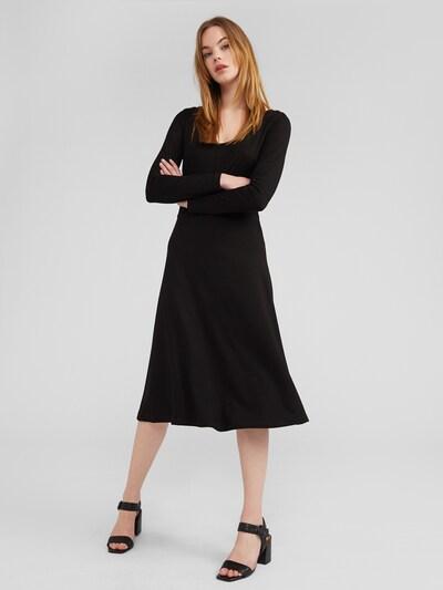 EDITED Šaty 'Hedi' - černá, Model/ka
