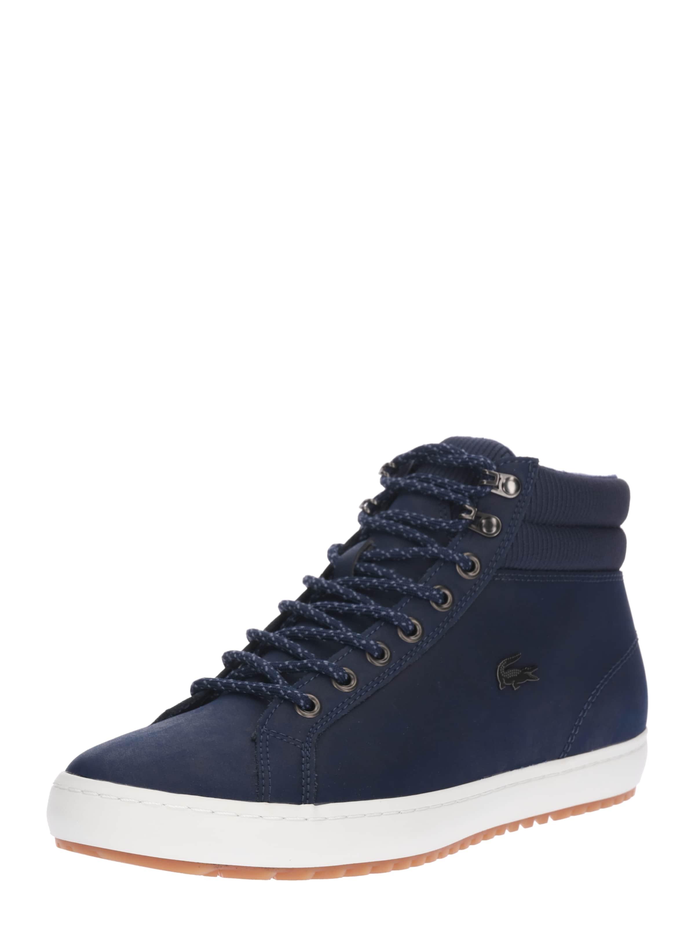 LACOSTE Sneaker High STRAIGHTSET Verschleißfeste billige Schuhe