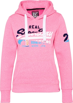 Superdry Sweatshirt 'VINTAGE LOGO SPLICE ENTRY'