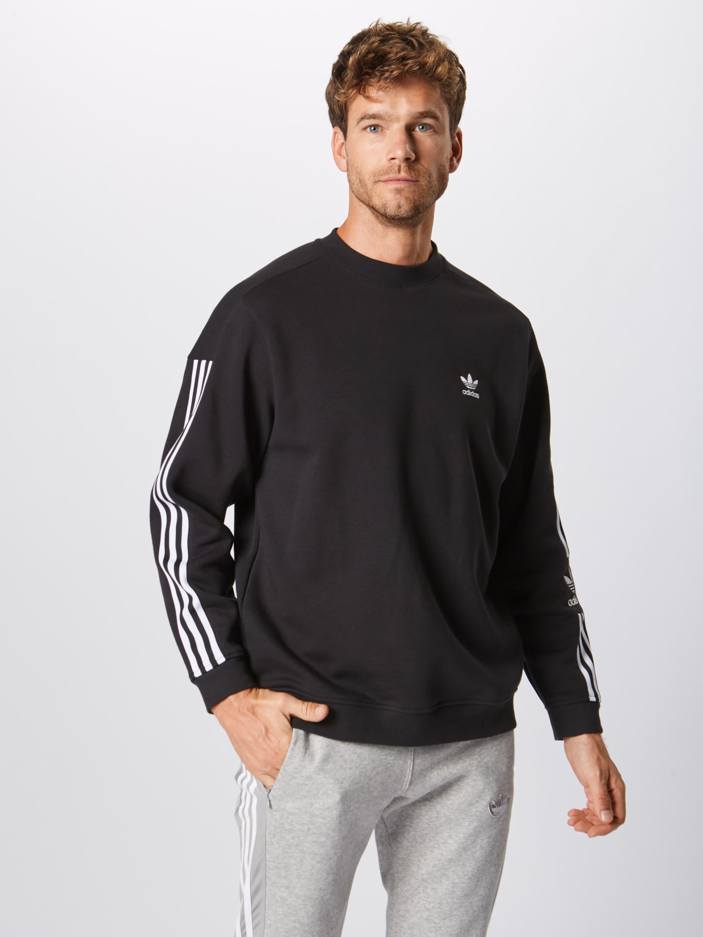 Adidas NoirBlanc En Originals Sweat shirt xBoderQCW