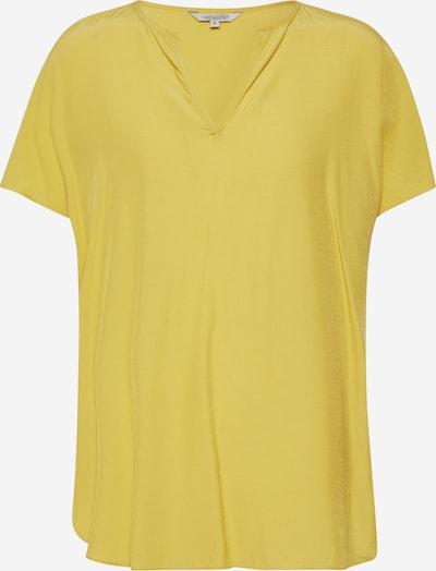 Herrlicher Shirt 'Luzi' in gelb, Produktansicht