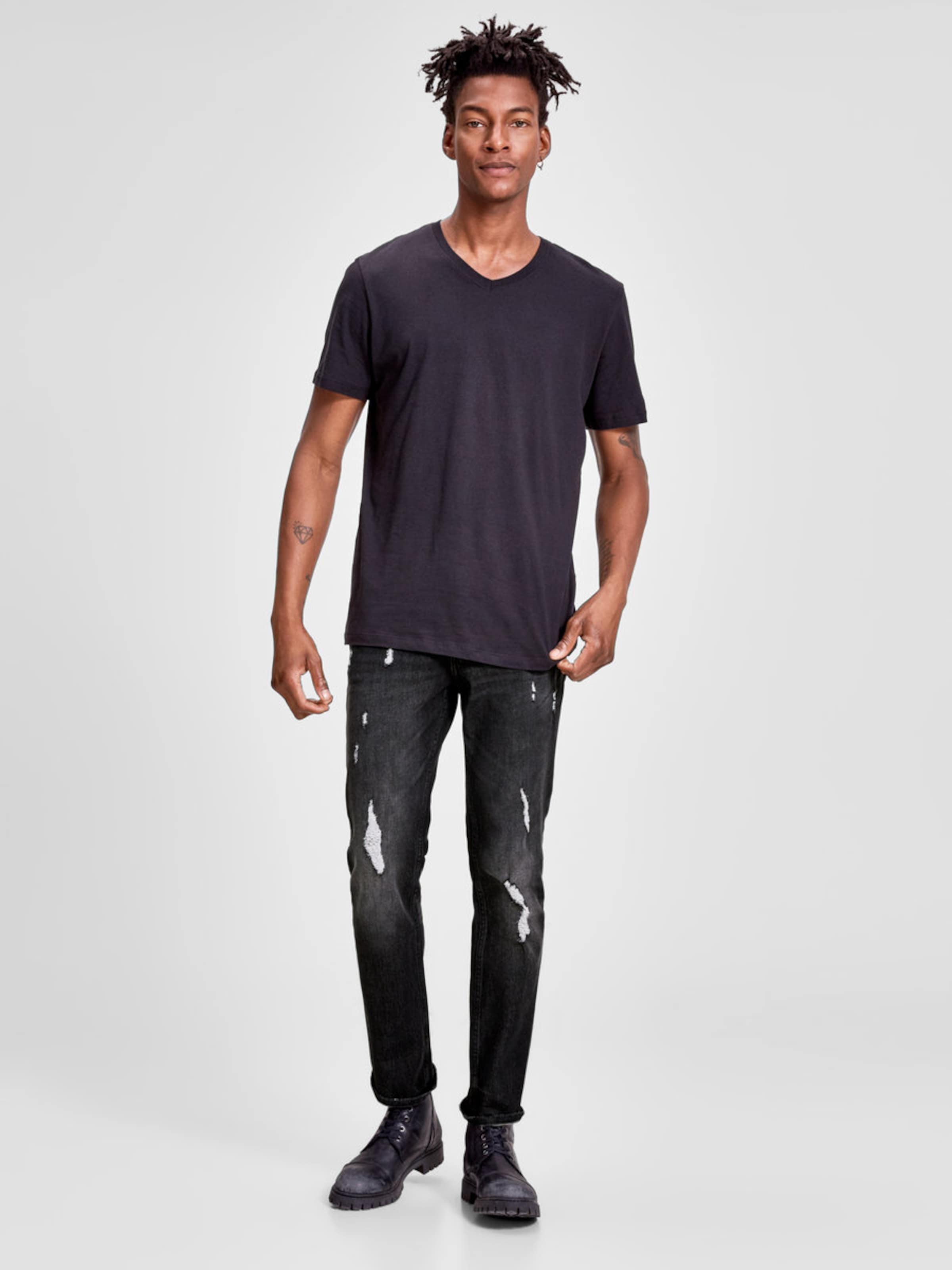 Freies Verschiffen Verkaufsschlager Günstig Kaufen Manchester Großen Verkauf JACK & JONES Slim Fit Jeans 'TIM ORIGINAL CR 020' Beste Preise Im Netz jEiaOvvB