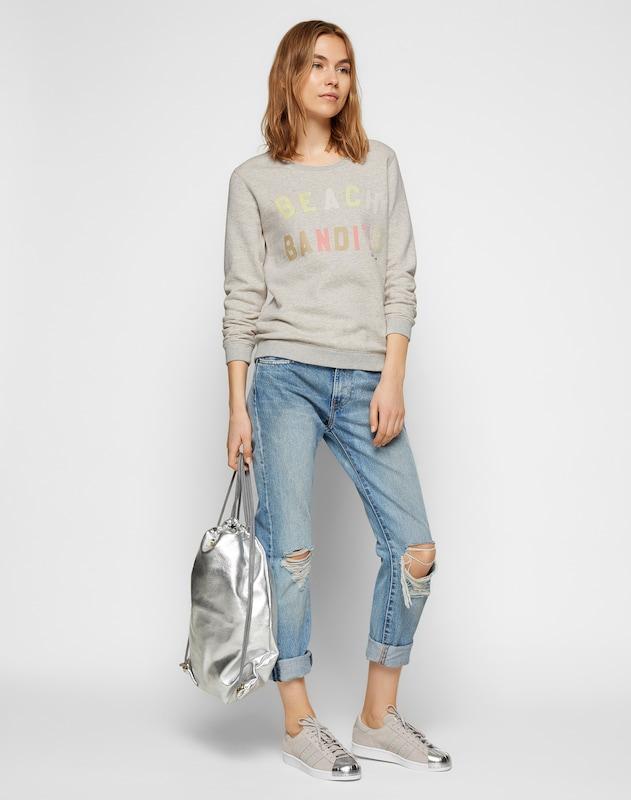 SCOTCH & SODA Sweater mit Typo-Print