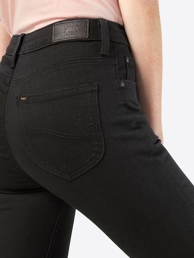 Lee Džíny 'Scarlett High' - černá džínovina, Produkt