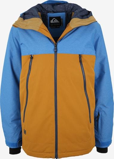 QUIKSILVER Športna jakna 'SIERRA' | modra / rjava barva, Prikaz izdelka