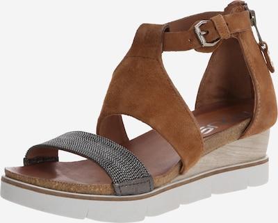 MJUS Sandale 'TAPASITA' in braun, Produktansicht