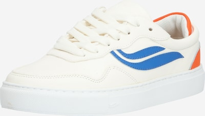 GENESIS Sneaker 'G-Soley' in blau / orange / weiß, Produktansicht