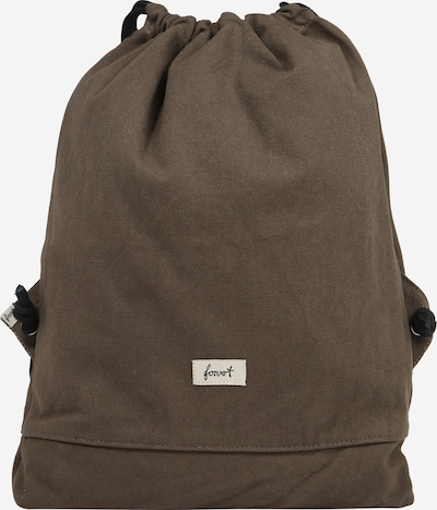 Forvert Vreča nahrbtnik 'Curt 13L' | mokka barva, Prikaz izdelka