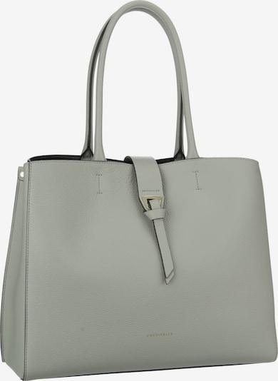 Coccinelle Shopper 'Alba 1101' in de kleur Zilvergrijs, Productweergave