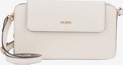 Picard Umhängetasche in beige: Frontalansicht